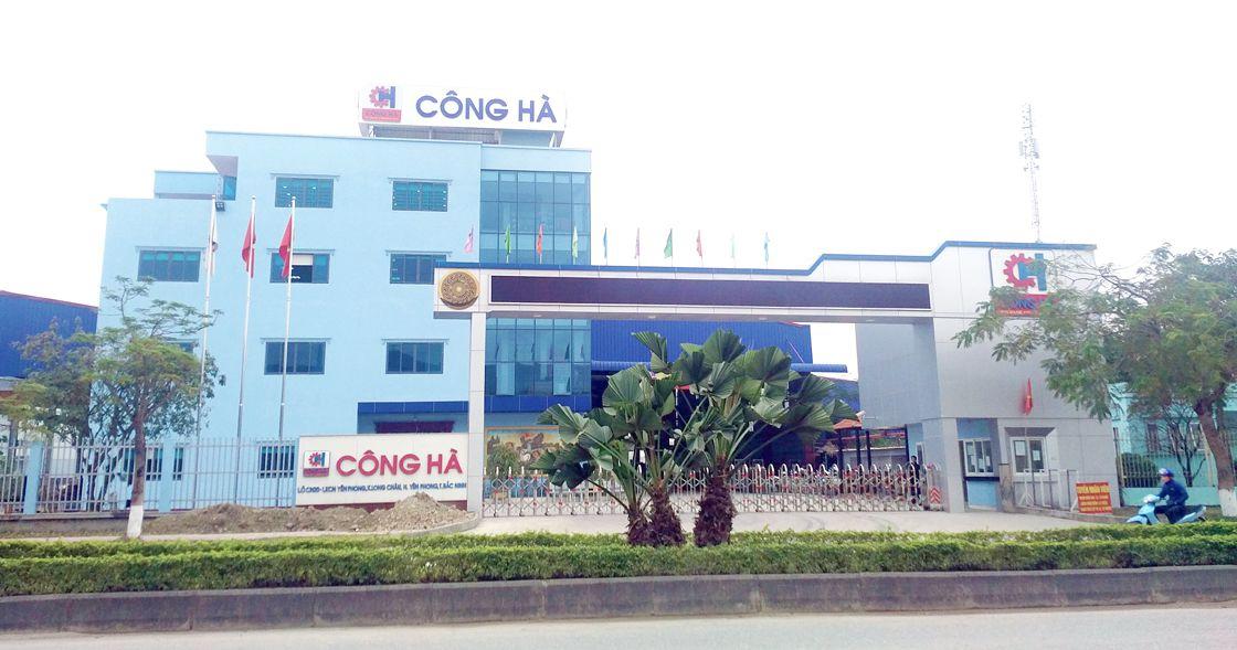 Cong ha Company