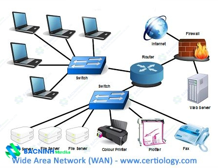 Consult solution LAN Network System