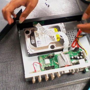 Hướng dẫn bảo trì hệ thống camera quan sát
