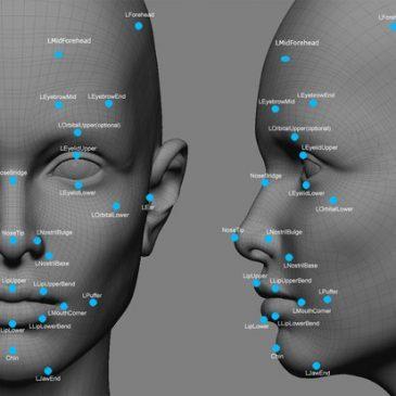Công nghệ nhận dạng khuôn mặt trên camera quan sát