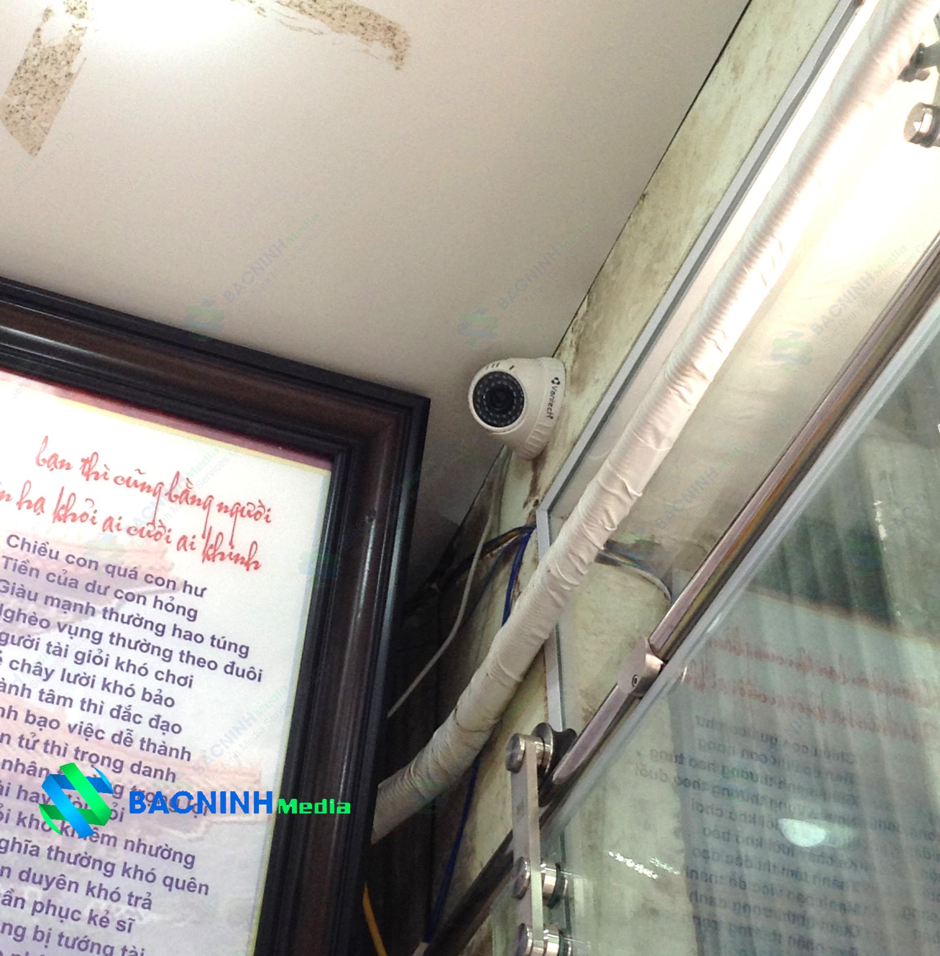 Hệ thống camera quan sát nhà xưởng và hộ gia đình