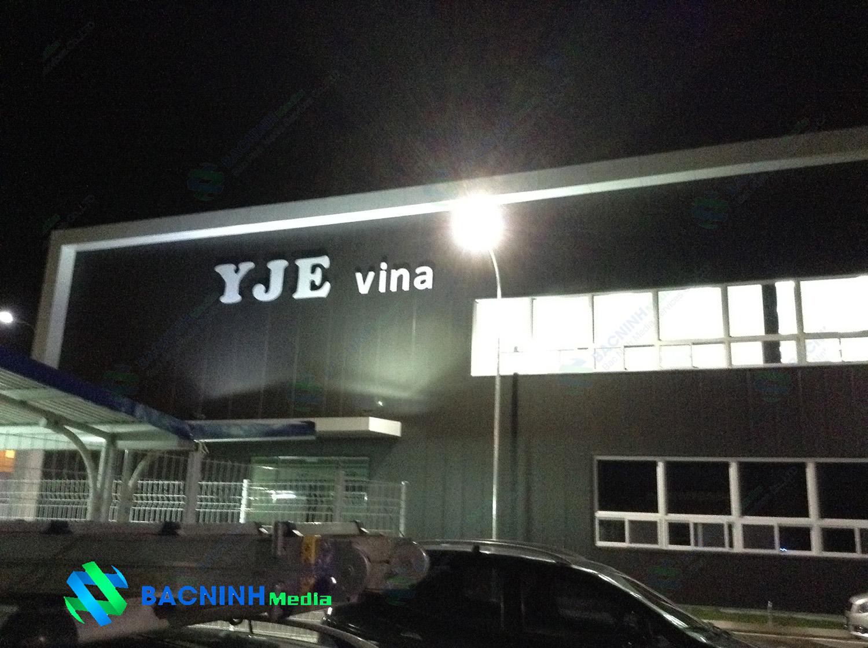 Thi công hệ thống điện nhẹ cho công ty YJE Vina