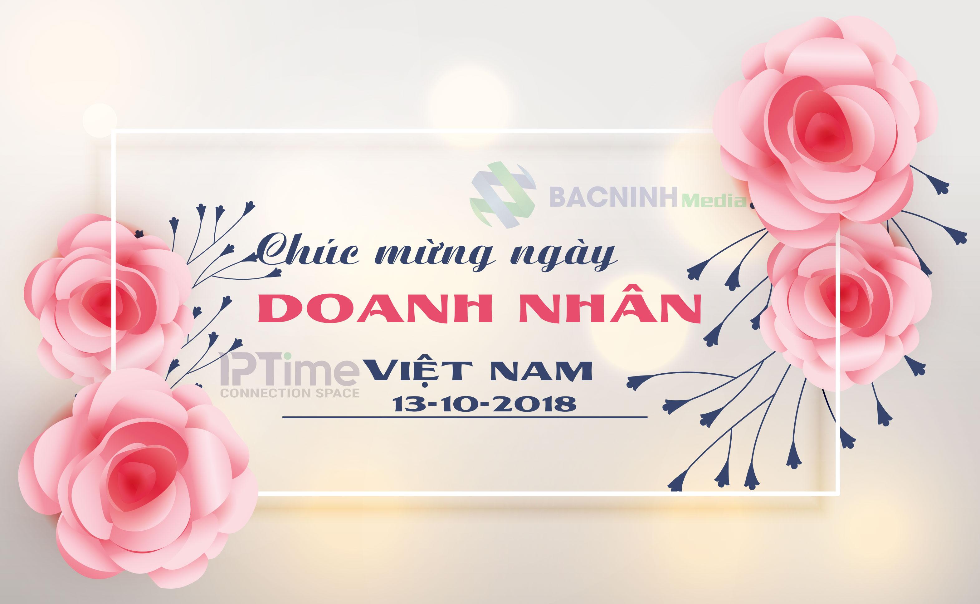 Mừng Doanh Nhân Đối tác khách hàng của Bắc Ninh Media