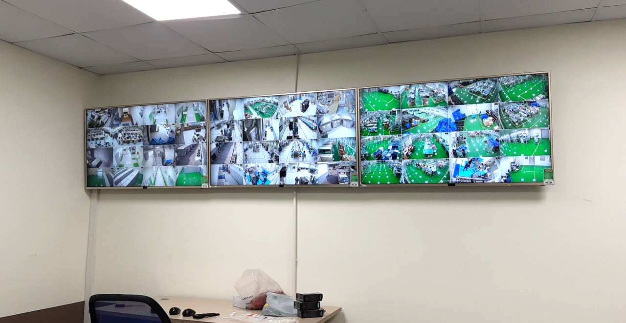 Giải pháp camera quan sát tại bắc Ninh