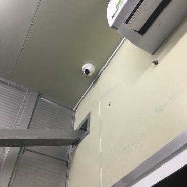 Cập nhật các dự án và công việc thi công lắp đặt camera quan sát