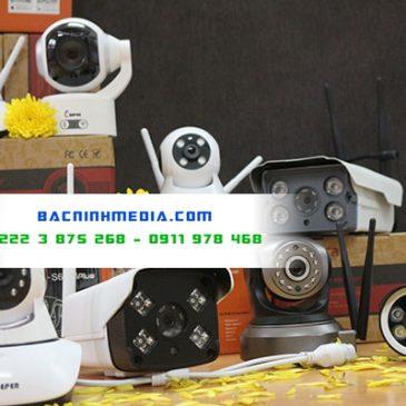 Lắp đặt Camera an ninh giám sát wifi giá rẻ cho gia đình