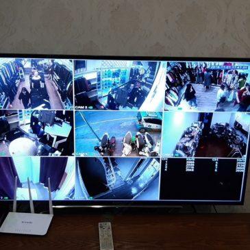 Lắp đặt camera quan sát Bắc Ninh phường Ninh xá