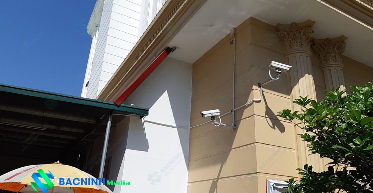 Bắc Ninh Media thi công lắp đặt camera tại Bắc Ninh