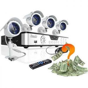 Chi phí lắp camera Bắc Ninh trọn bộ là bao nhiêu?
