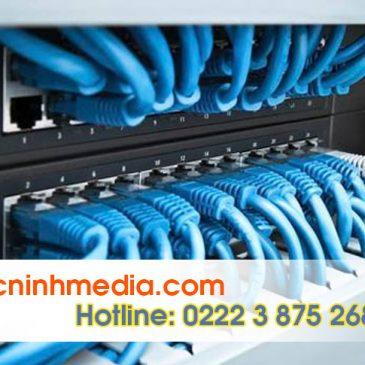Chuyên thi công, lắp đặt hệ thống mạng Lan uy tín – 0222 387 5268