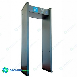 Cổng dò kim loại, thi công lắp đặt cổng dò kim loại chất lượng