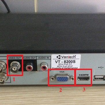 Các port cần mở cho đầu ghi Camera của các hãng bạn đã biết?