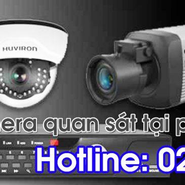 Lắp đặt camera quan sát tại phường Phong Khê Thành Phố Bắc Ninh
