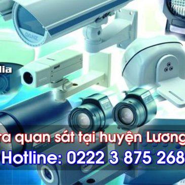 Lắp đặt camera huyện Lương Tài, Bắc Ninh uy tín