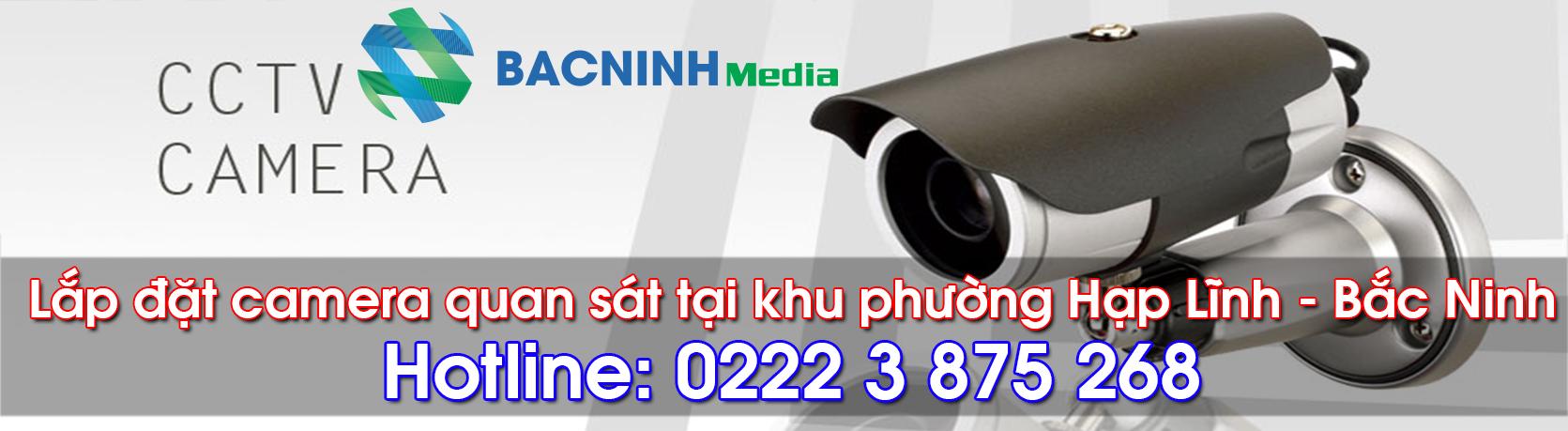 lắp camera quan sát tại bắc ninh