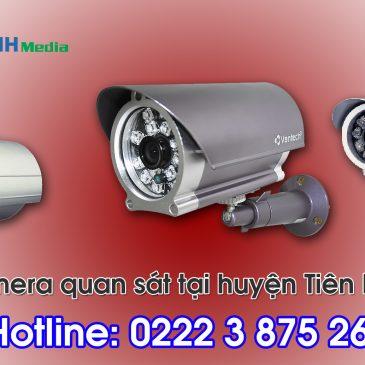 Lắp đặt camera quan sát tại huyện Tiên Du tỉnh Bắc Ninh