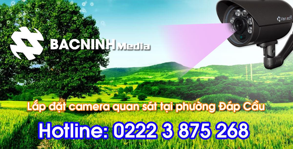 Lắp đặt camera tại Phường Thị Cầu Bắc Ninh