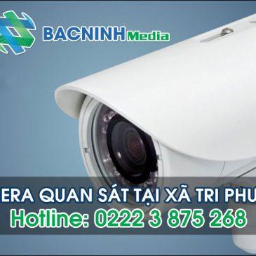 Đơn vị lắp đặt camera xã Tri Phương huyện Tiên Du Bắc Ninh uy tín