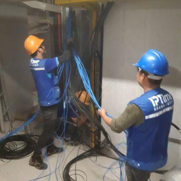 Thi công lắp đặt hệ thống mạng LAN , mạng nội bộ tại Khu công nghiệp Yên Phong Bắc Ninh