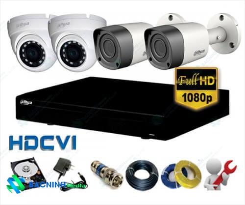 Các loại camera và linh kiện đảm bảo chất lượng đến từ các thương hiệu uy tín
