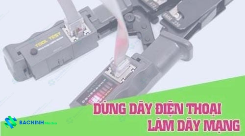 cach dung day dien thoai lam day mang su dung cap dien thoai lam day mang