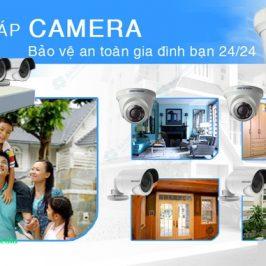 lắp đặt camera cho hộ gia đình