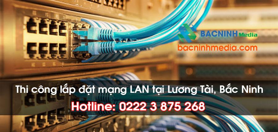 lắp đặt mạng LAN tại Huyện Lương Tài, Bắc Ninh