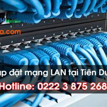 Thi công lắp đặt mạng LAN tại Tiên Du, Bắc Ninh