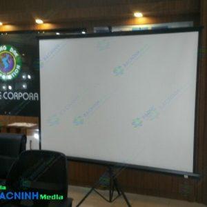 Thi công lắp đặt màn chiếu cho công ty Chang Dae