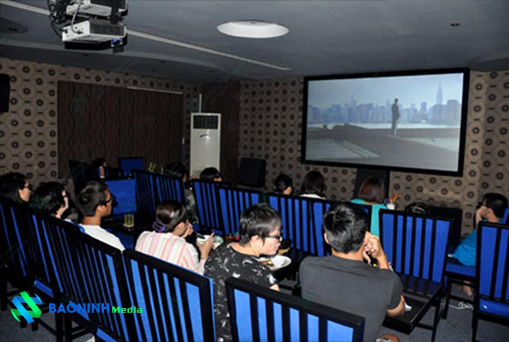 Cho thuê máy chiếu phục vụ tận nơi tại Bắc Ninh
