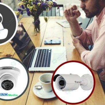 8 lưu ý khi chọn và lắp đặt camera cho gia đình, biệt thự