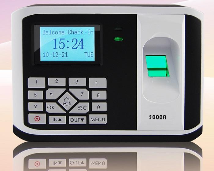 máy chấm công Ronald Jack 5000AID