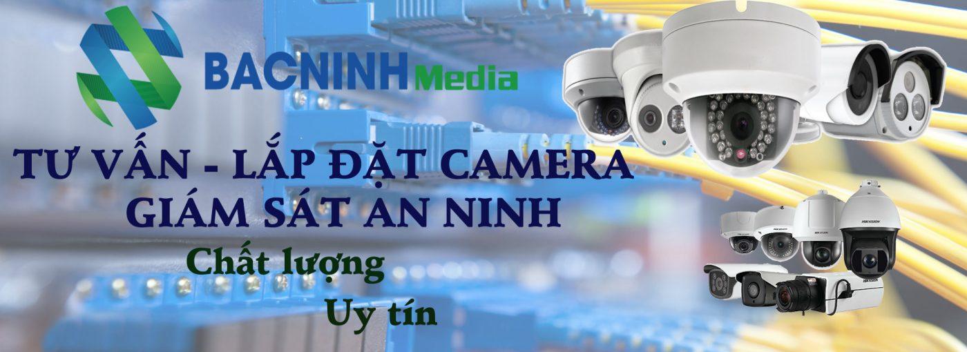 địa chỉ thi công lắp đặt camera tại bắc ninh