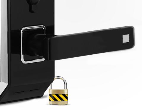 cách sử dụng khóa cửa từ