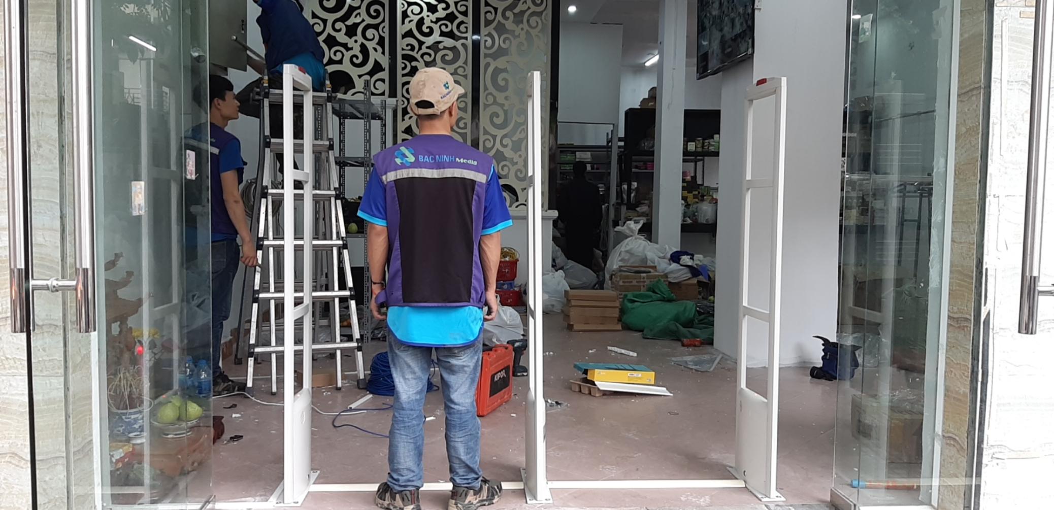 cổng từ chống trộm cổng từ an ninh