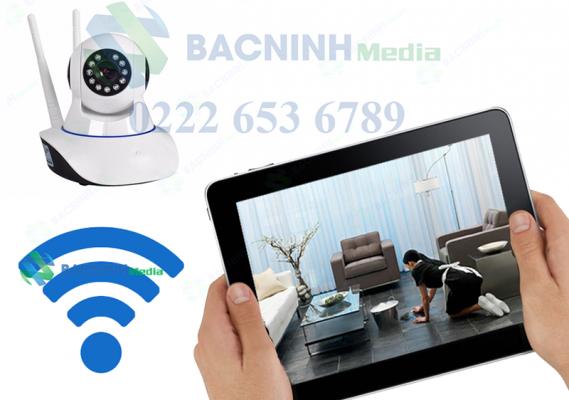 lắp đặt camera quan sát wifi tại nhà
