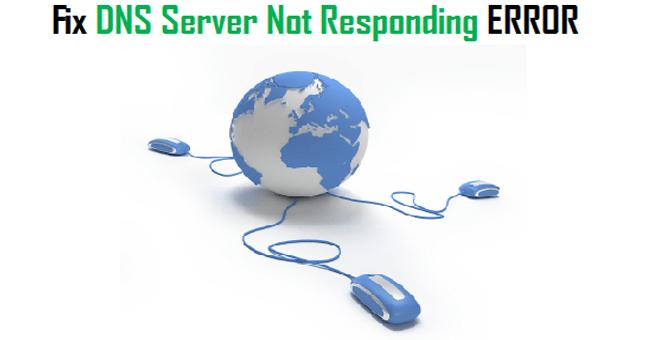 lỗi DNS thi công lắp đặt hệ thống mạng LAN