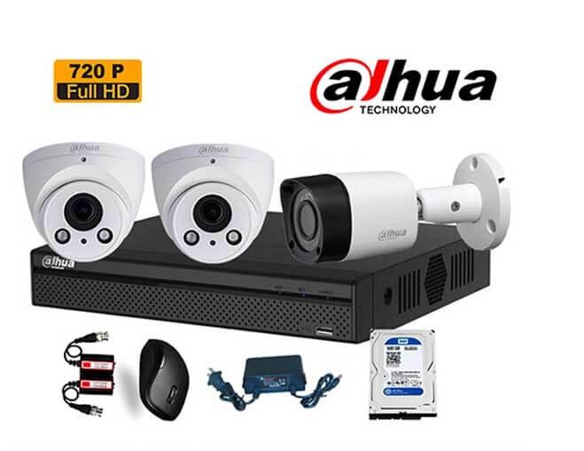 lắp đặt camera quan sát an ninh Dahua