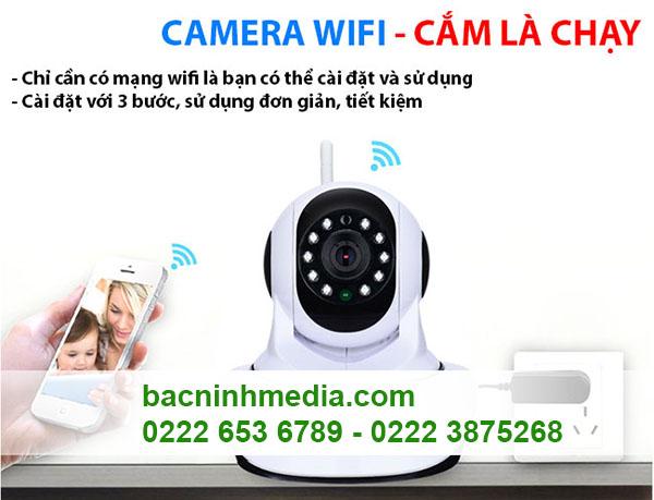 camera wifi chất lượng