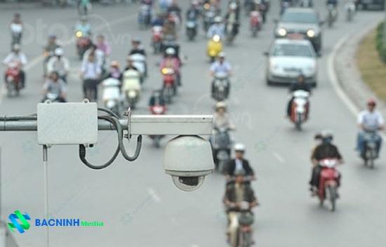 Camera  trong việc giám sát hoạt động và xử phạt vi phạm giao thông