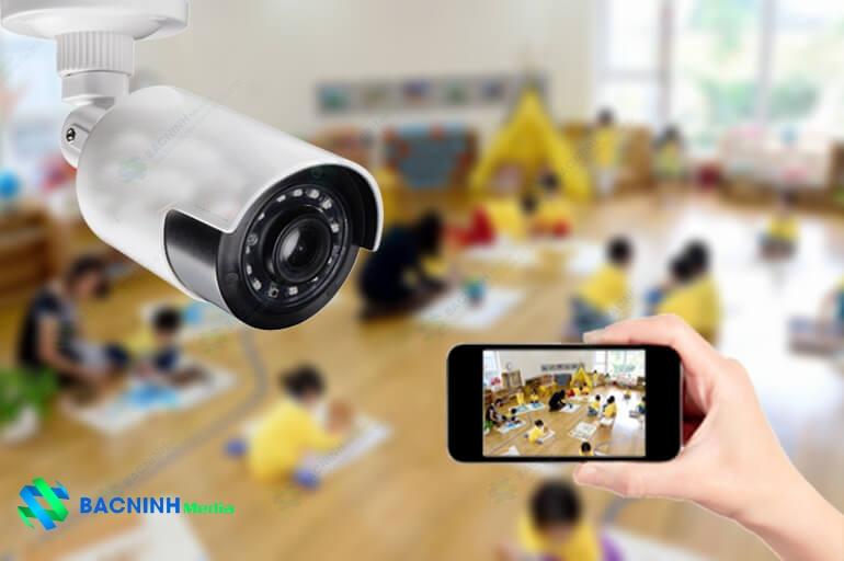 giải pháp camera giám sát trường học
