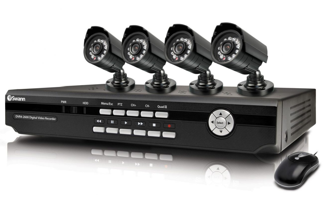 hệ thống camera analog