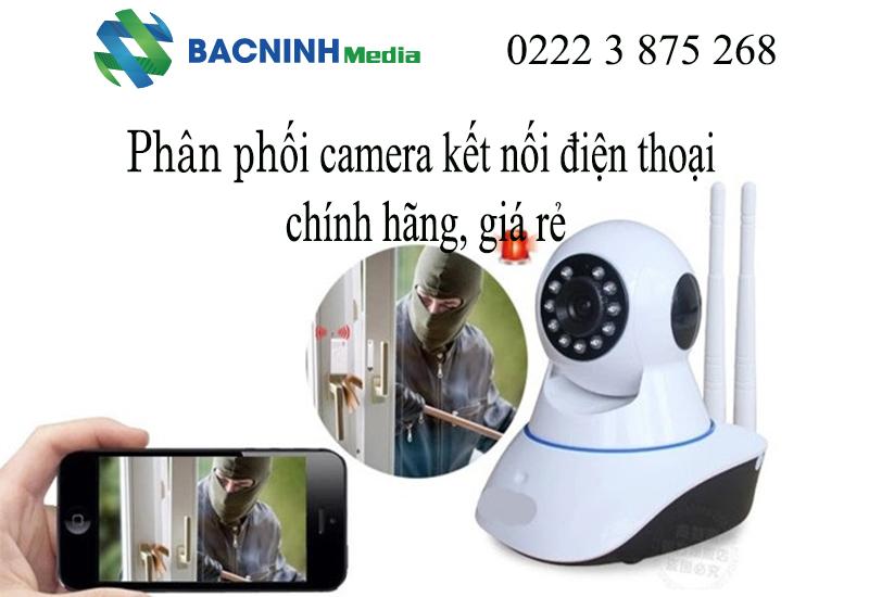 phân phối camera wifi quan sát tại nhà