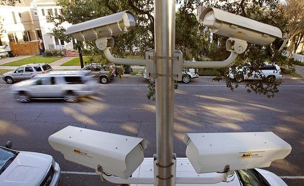 Giải pháp camera giám sát giao thông