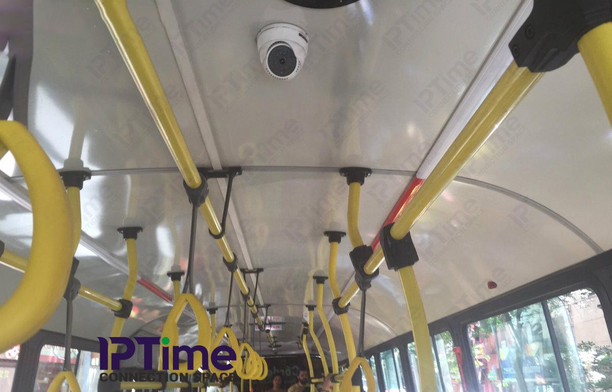 Giải pháp camera quan sát cho phương tiện công cộng 2