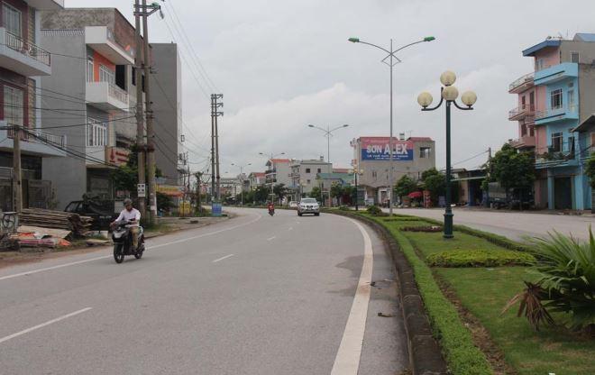 Những năm qua, hạ tầng 5 xã sáp nhập về TP Bắc Giang được quan tâm đầu tư