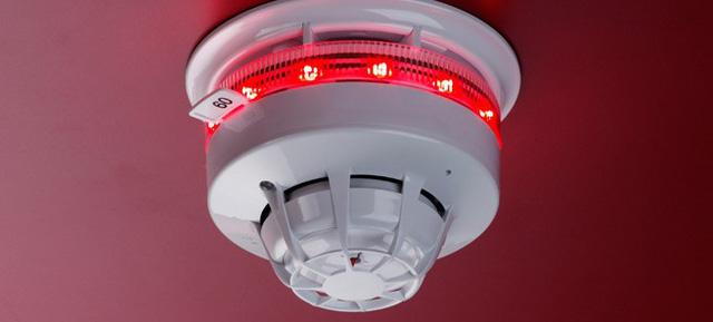 nguyên lý hoạt động thiết bị báo cháy