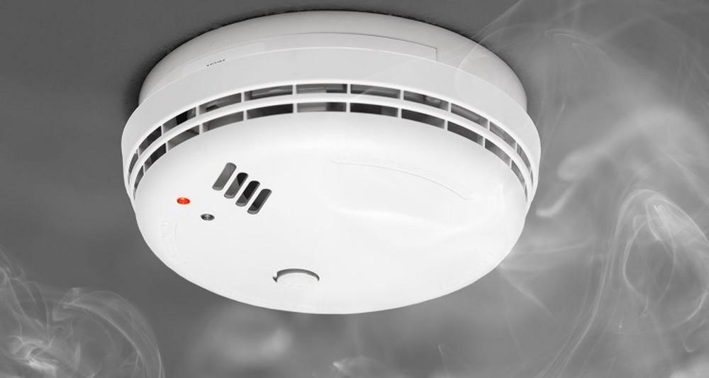 hệ thống báo cháy tự động nhận biết khói