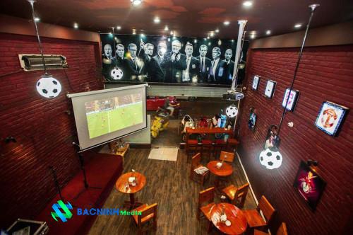 Cho thuê máy chiếu quán cafe tại Bắc Ninh