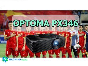 Máy chiếu OPTOMA PX346 lựa chọn tối ưu cho quán cafe